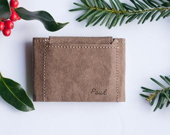 Vegan Wallet | Cruelty Free Wallet | Ethical Wallet | Animal Friendly Wallet | Non Leather Wallet | Vegan Friendly Wallets | Gift for Vegans