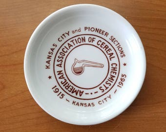 1965 Cereal Chemists Association Advertising Coaster #36