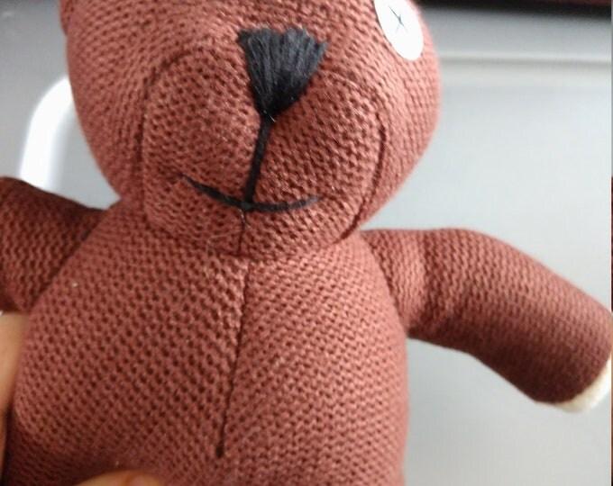 14 inch Plush Teddy - Mr. Bean