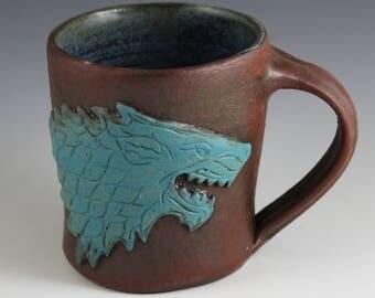 Game of Thrones inspired mug
