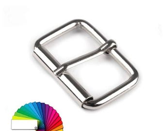 2 Metal Buckle 32 mm