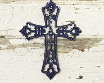 Decorative Wall Cross cross wall decor | etsy