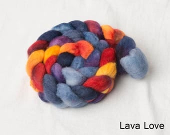 BFL (Blue Face Leicester) Wool Roving for spinning or felting