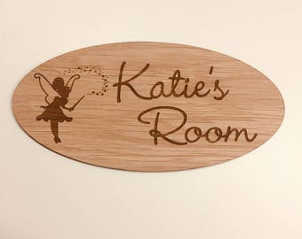 Sign Bedroom Baby Nursery Kids Bedroom DOOR SIGN Wall Art