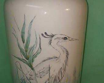 "12"" Designer Vase"