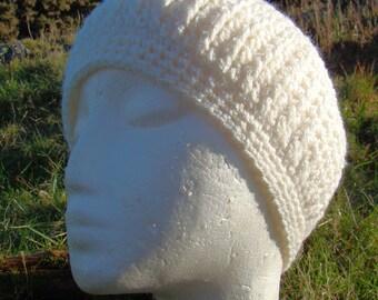 Crochet Cable Ear Warmer Headband
