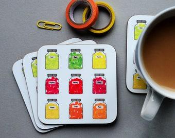 SALE! Sweet Jars Coaster