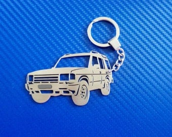 Land Rover discovery Keychain, Car Keychain, Keychain for Land Rover, Stainless Steel Keyring, Custom Keychain, Personalized Keychain