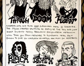 PunkPuns original artwork - Page 19