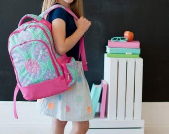 Monogrammed Backpack | Marlee Backpack | Personalized Backpack | Back in Stock October 2017