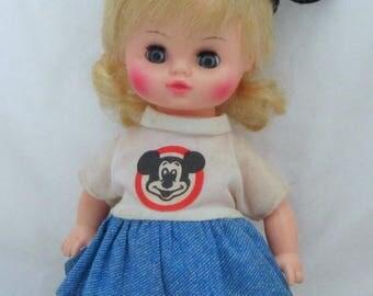 Vintage Horsman Disney Doll