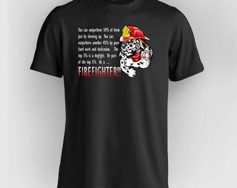 Be A FIREFIGHTER - One of the Top 5%