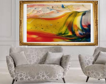 original abstract, large wall art,painting on canvas, modern artwork, acrylic painting, giclee print, living room decor, fine art painting.
