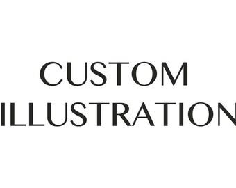 Custom Illustration (Krissy)