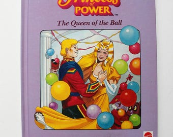 Princess of Power The Queen of the Ball 1985