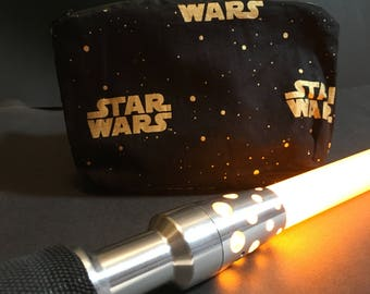 Star Wars Inspired Zip Bag