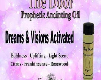 The Door Prophetic Anointing Oil