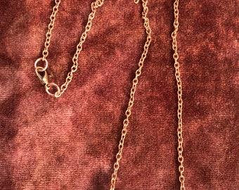 Lapis Lazuli Copper Wire Wrap Bar Necklace