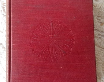 """Harriet Beecher Stowe, """"The Minister's Wooing"""", The Mershon Company, Rahway, N. J., New York"""