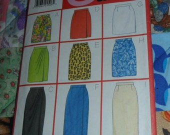 Butterick 5015 // Size 18-20-22