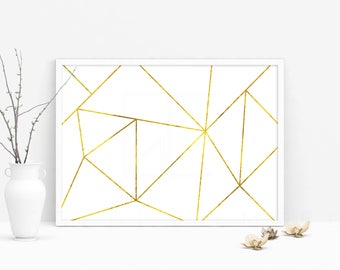 abstract ART, linear, PRINTABLE, minimalist, instant download, home decor, wall art, personalized, art print, modern, gift for her, wall