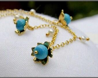 The Elena ........... necklace