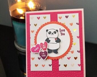 Handmade Valentine Card!