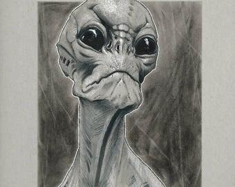 Alien Prints