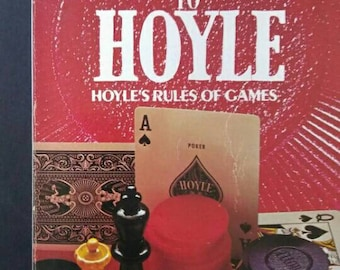 Play According To Hoyle , 1983 , Albert H Morehead and Geoffrey Mott Smith , Hoyles Rules of Games