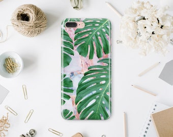 Leaves Phone 7 Case iPhone 7 Plus Case iPhone 6s Case Iphone Phone 8 Plus iPhone Hard Case Phone 6 Plus Iphone Case for Samsung S8 WA1173