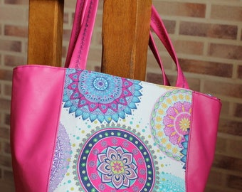 Pink bag (s-165)