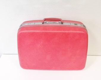 Retro suitcase   Etsy