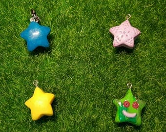 SALE Small star charms