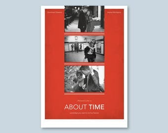 About Time Alternative Poster