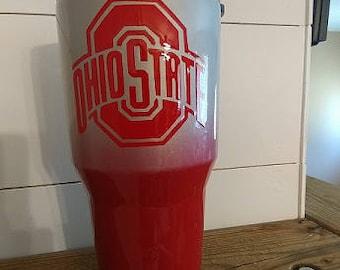 Ohio State University Tumbler
