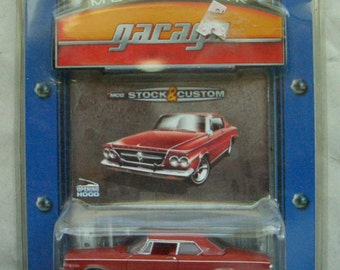 1963 Chrysler 300J Muscle Car Garage Diecast