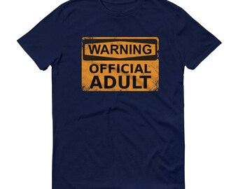 18th Birthday Gift | 18th Birthday | 18th Birthday Shirt | 18 year old birthday gift | Funny Official Adult Premium T-Shirt