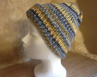 Pure Woollen Hat - Beanie Hat