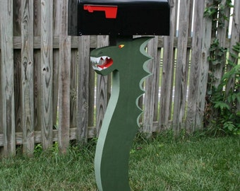Dragon Fun mailpost