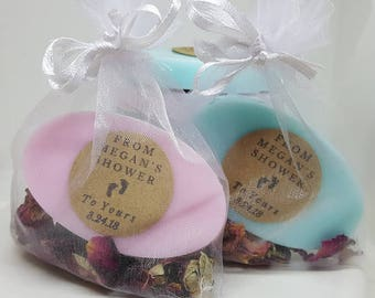 Baby Shower Soap Favors - Mini Favors - Soap Favors - Guest Soaps - Baby Shower Favor Soaps - Soap Gift - Baby Shower Favors
