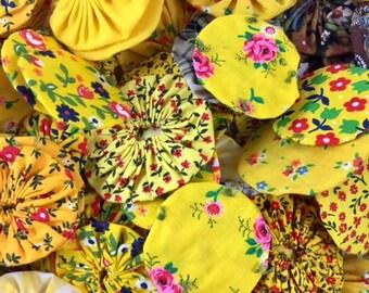 Fabric yoyo   Etsy : quilting supplies wholesale - Adamdwight.com