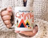 Camping Mug, Campfire Mug...