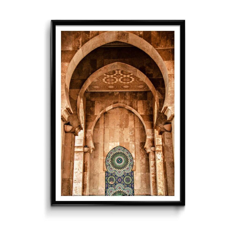 Photographie fine art architecture marocaine for Architecture marocaine