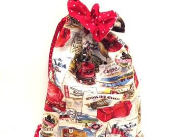 Shoe Bag, Travel Shoe Bag, Drawstring Shoe Bag, Shoe Storage, Shoe Tote, Travel Shoe Bag for Women, Fabric Shoe Bags, Travel Accessories
