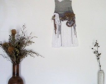 Woven Wall Hanging Tapestry Weaving Perth