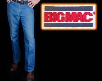 1970's Big Mac Bootcut Jeans
