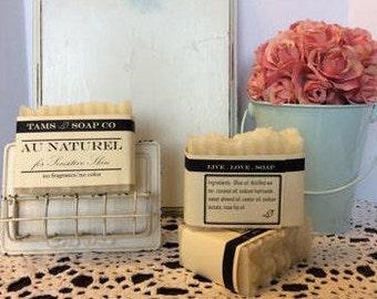 Au Naturel Handcrafted Soap
