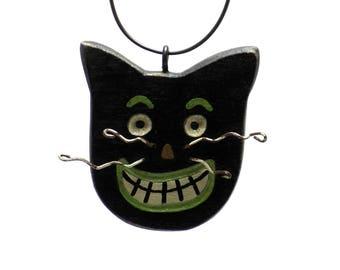 Cat, Black Cat, Black Cat Finds, Cat Finds, Black Cat Decor, Cat Trends, Halloween Finds, Christmas Finds, Cat Ornament, Teacher Finds