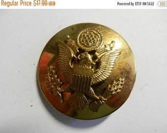 Summer Sale WW2 US Army Enlisted Hat Badge