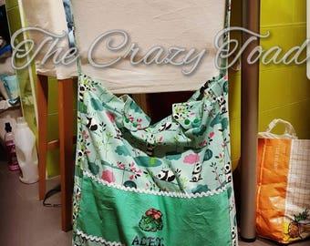 Fully customizable shoulder bag